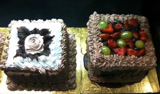 Dan Hotels Caesaria: Desserts