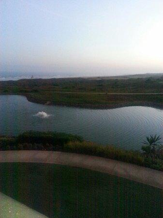 Mazagan Beach & Golf Resort: Blick aus dem Zimmer