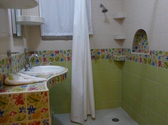 Maison Tulum : bathroom in 1-bedroom apt