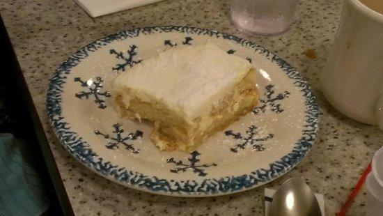 Angelo's Civita Farnese: Lemon tart