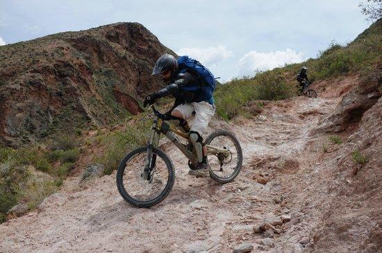Biking Peru Trek