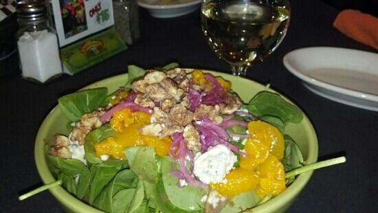 The Garage Eatz: Garage Salad
