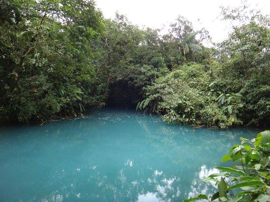 Rio Celeste: Beautiful Lagoon