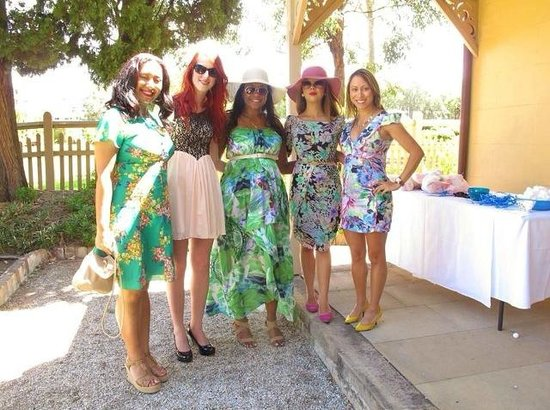 Gatehouse Tea Rooms: Beautiful venue for a baby shower