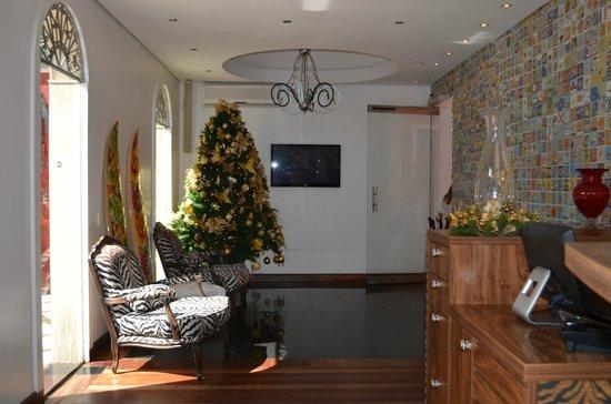 DPNY Beach Hotel & Spa: hall