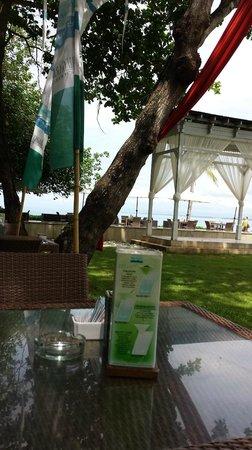 Bali Garden Beach Resort: Very relaxing atmosphere