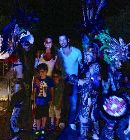 Paradisus Playa Del Carmen La Esmeralda : Show Hispanique