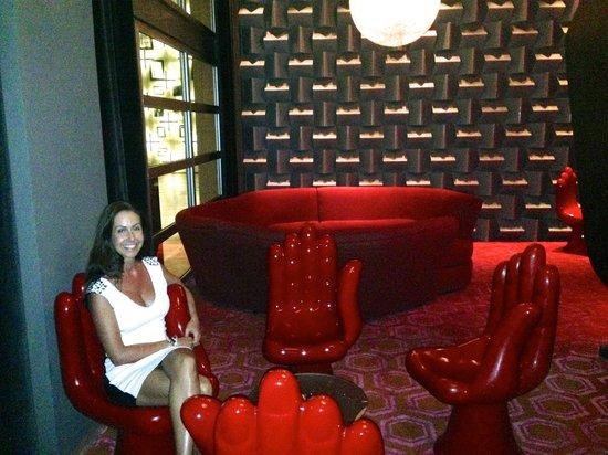 Paradisus Playa Del Carmen La Esmeralda: Lounge