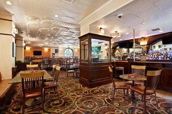 Embassy Suites Santa Ana Hotel Restaurant Picture Of