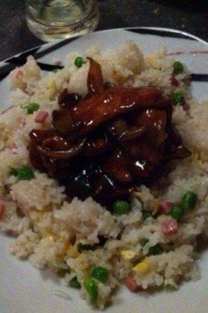 le jardin d'asie: Porc au caramel