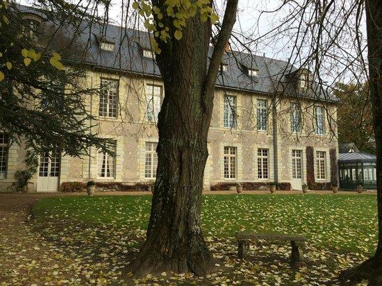 Château de Noirieux: View of Chateau