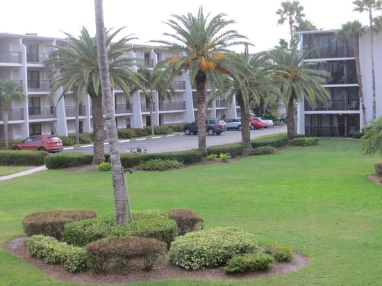 Sundial Beach Resort & Spa: View of condos