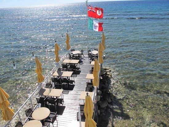 The Lighthouse Restaurant: the new Dock is ready for lunch, dinner and sunday brunch