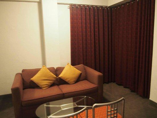 Kimpton Carlyle Hotel : Suite