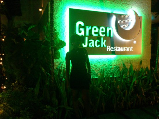 Blue JackTar: Restaurante Green Jack