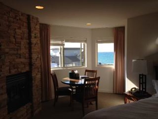 Moonstone Landing: The view of the ocean from Room 208