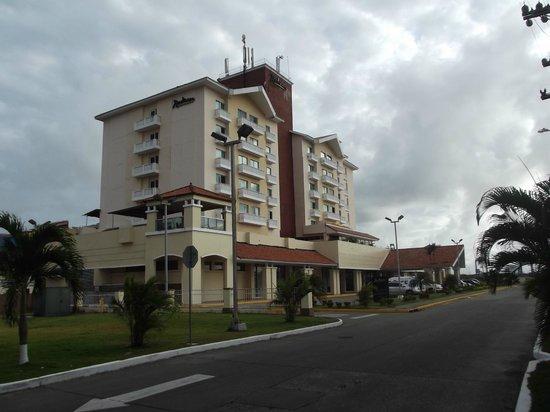 Radisson Colon 2000 Hotel & Casino: Hotel