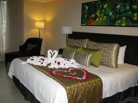 Studio Hotel: Habitación amplia y cómoda