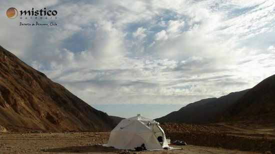 Mistico Outdoors : Our dome nomad camps