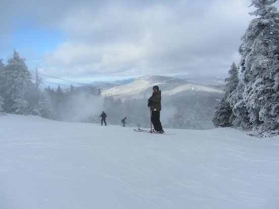 Killington Resort: on Great Northern