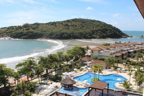 Sofitel Guarujá Jequitimar : Pernambuco beach