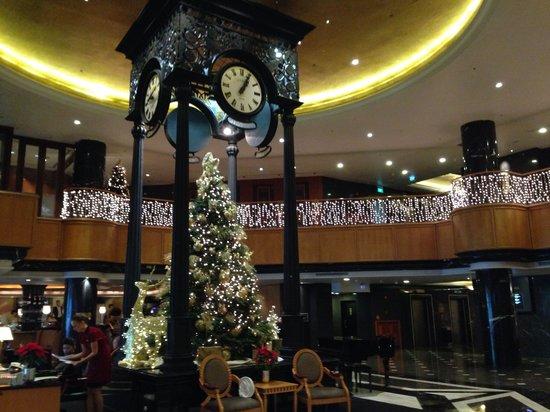 Orchard Hotel Singapore: Lobby