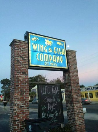 Wing and Fish Company