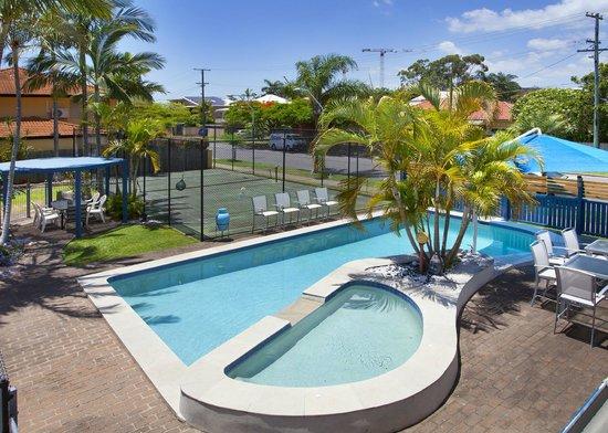 Raceways motel in brisbane updated 2017 lodge reviews for Pool show brisbane