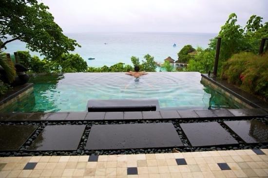 Shangri-La's Boracay Resort & Spa: Loft Villa No. 24 - Infiniti Pool