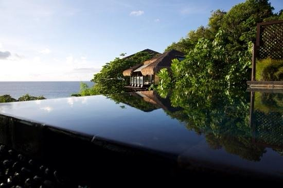Shangri-La's Boracay Resort & Spa: Loft Villa No. 24 - View of Treehouse