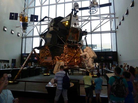 Museo Nacional del Aire y el Espacio: Museu aeroespacial