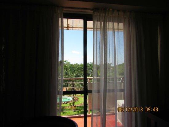 Amerian Portal del Iguazu: Desde la habitación