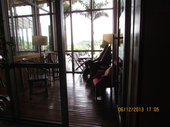 Amerian Portal del Iguazu: Sector Fumadores