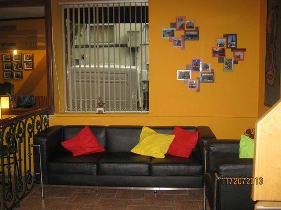 هوتل إيبيريا: Zona Social