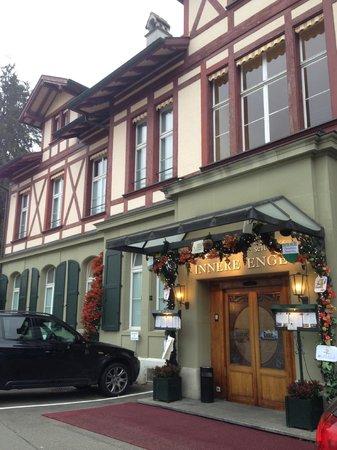 Unique Hotel Innere Enge : El hotel desde fuera