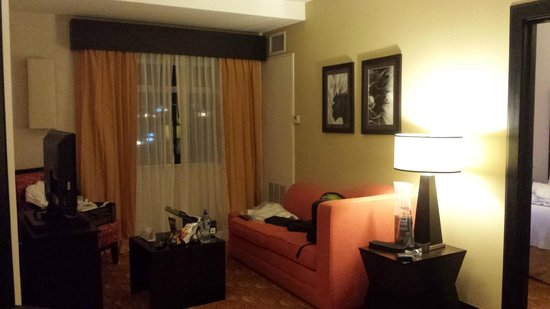 Residence Inn by Marriott San Jose Escazu: Living Room