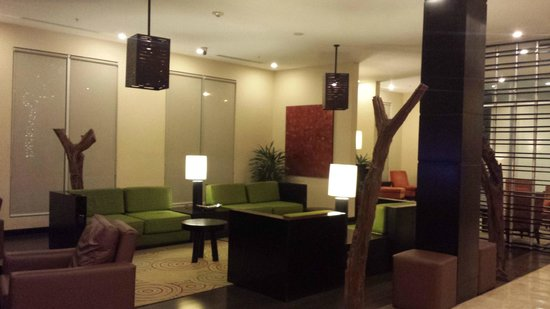 Residence Inn by Marriott San Jose Escazu: Lobby Area