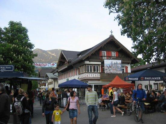 Garmisch-Partenkirchen Ski Resort : passeio
