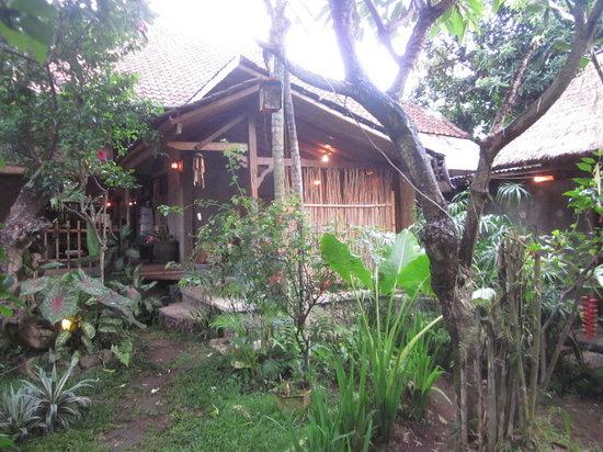 Agung's Massage & Salon: Garden