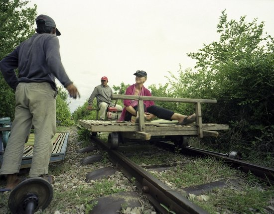Bamboo Train: Passing By