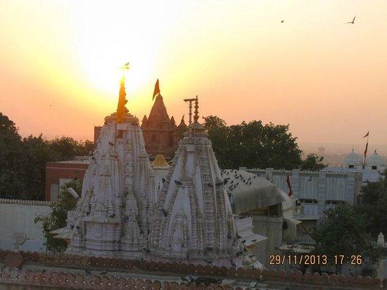Биканер, Индия: lakshmi nath temple