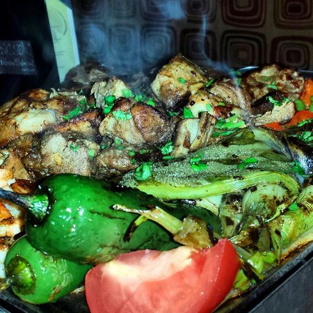 El Sol Mexican Restaurant: Parrillada don Juan, the best
