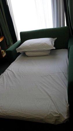 Holiday Inn Express Hong Kong Causeway Bay : Sofabed