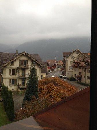 Gasthof Hirschen: Vista desde la habitación