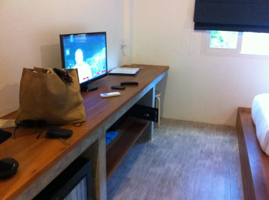 Thalassa Hotel: Twin Room