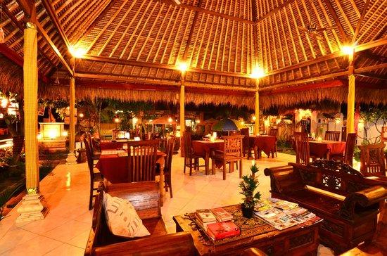Restaurant Picture Of Mushroom Garden Villas Nusa