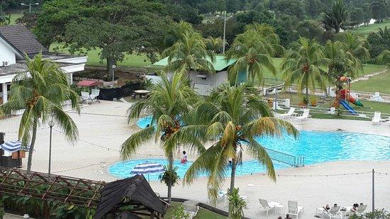 Port Dickson Golf & Country Club: Pool
