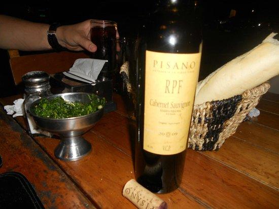 La Otra: Vinho