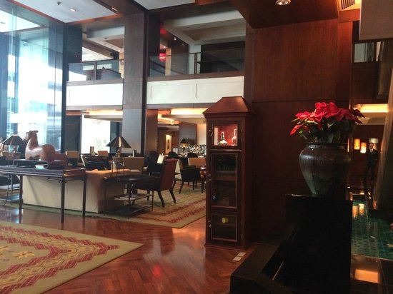 JW Marriott Hotel Bangkok: ロビー