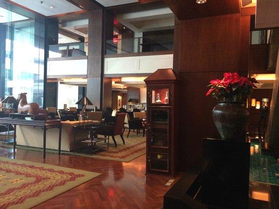 JW Marriott Hotel Bangkok : ロビー